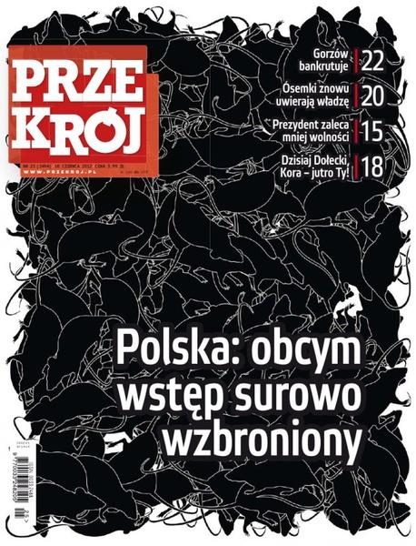 """""""Przekrój"""" nr 252012 - Opracowanie zbiorowe"""