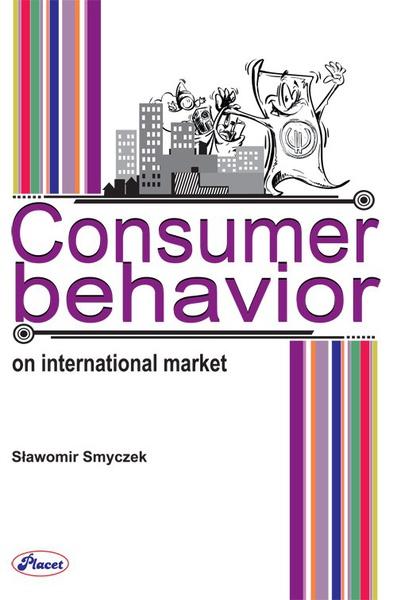 Consumer behavior on international market