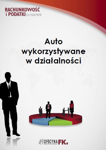 Auto wykorzystywane w działalności