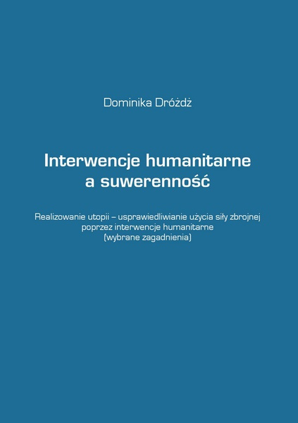 Interwencje humanitarne a suwerenność