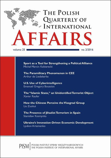 The Polish Quarterly of International Affairs 2/2016