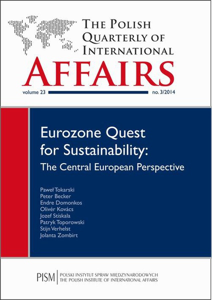 The Polish Quarterly of International Affairs 3/2014