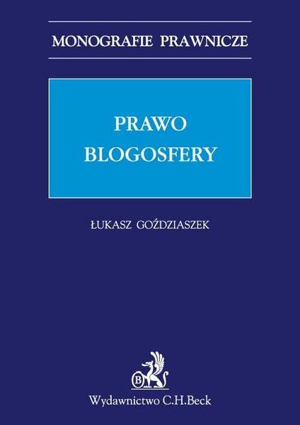 Prawo blogosfery