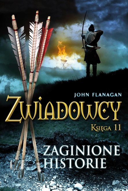 Zaginione historie - John Flanagan