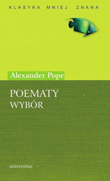 Poematy. Wybór