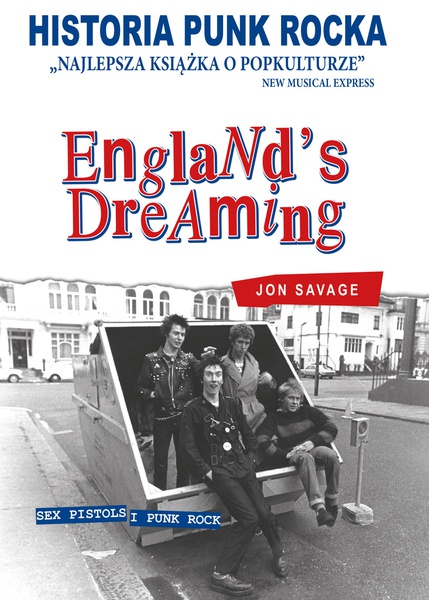 Historia punk rocka. England's dreaming