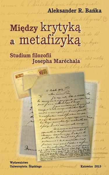 Między krytyką a metafizyką