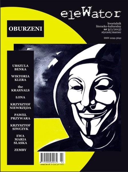 eleWator 3 (1/2013) - Oburzeni