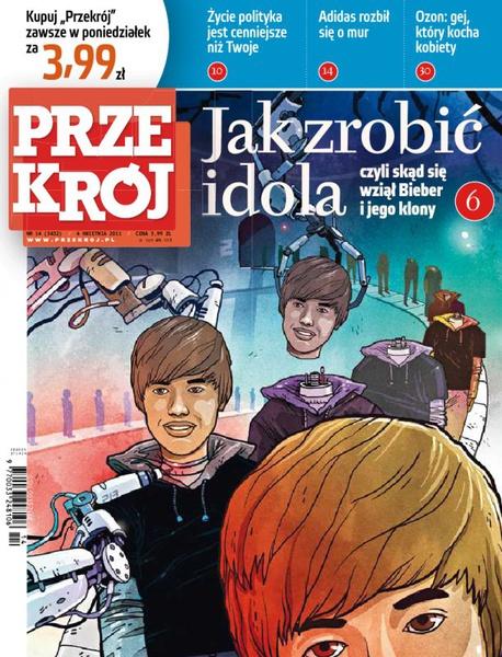 """""""Przekrój"""" nr 142011"""