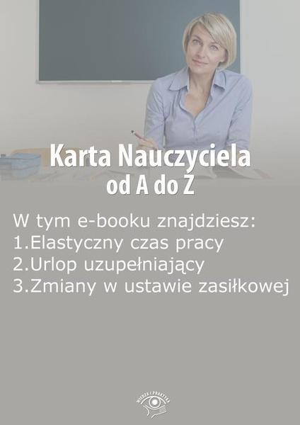 Karta Nauczyciela od A do Z, wydanie czerwiec-lipiec 2014 r.