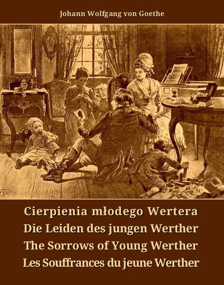 a comparison of homers odyssey and goethes sorrows of young werther Goethe: the sorrows of young werther by martin die leiden des jungen werthers usually rendered as 'the sorrows of young werther' homer: the odyssey jasper.