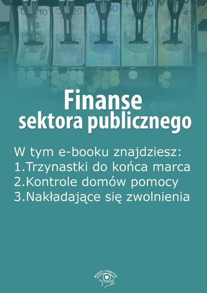 Finanse sektora publicznego, wydanie luty 2015 r.