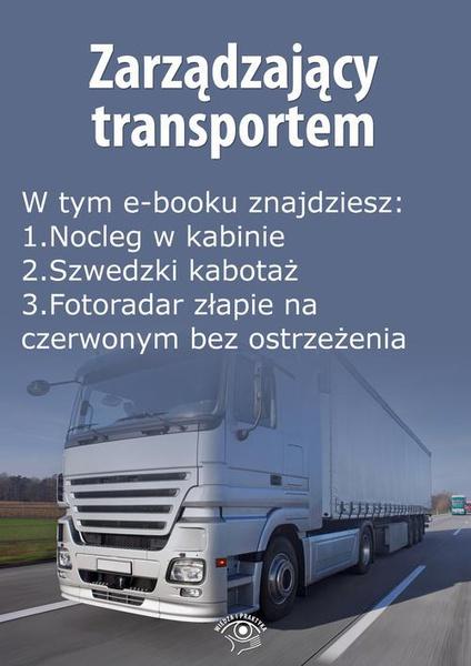 Zarządzający transportem, wydanie sierpień 2015 r.