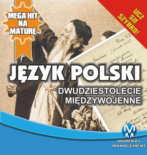 Jezyk Polski 7.XX-lecie Miedzywojenne
