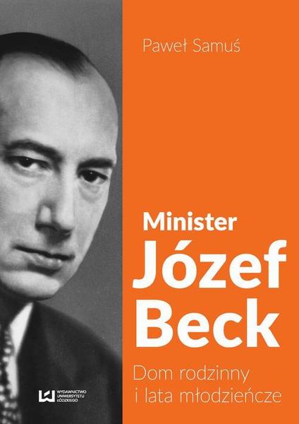 Minister Józef Beck