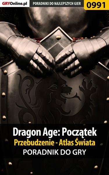 Dragon Age: Początek - Przebudzenie - atlas świata - poradnik do gry