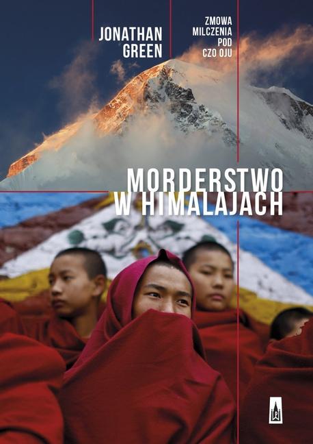 Morderstwo w Himalajach - Jonathan Green