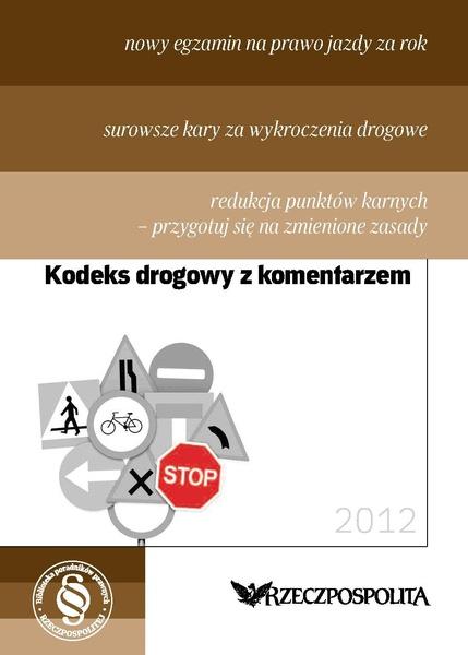 Kodeks drogowy 2012