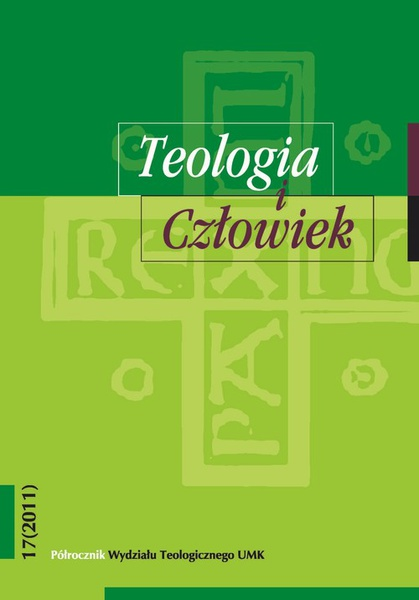 Teologia i Człowiek, 17