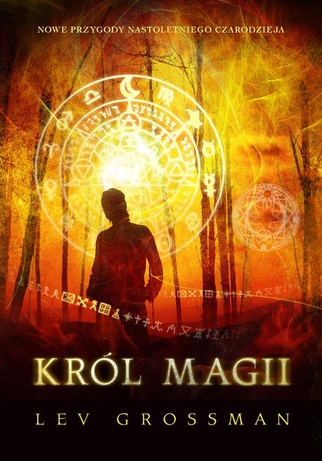 Król magii - Lev Grossman