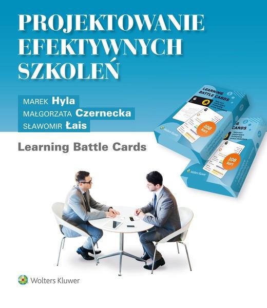 Projektowanie efektywnych szkoleń. Learning Battle Cards