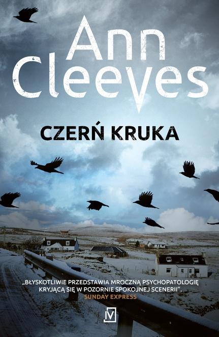 Czerń kruka - Ann Cleeves