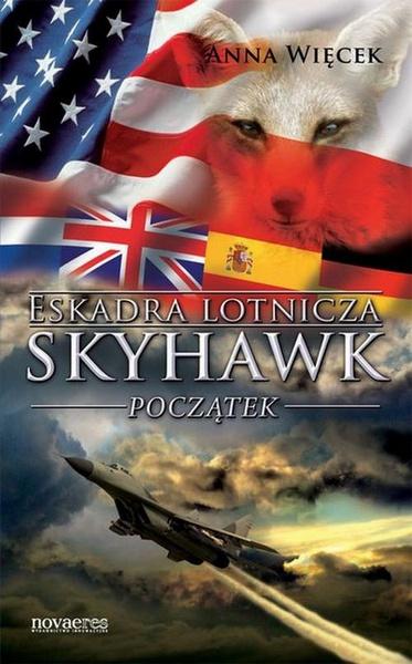 Eskadra lotnicza Skyhawk początek