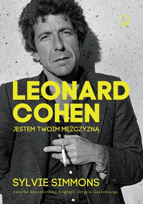 Leonard Cohen. Jestem twoim mężczyzną - Sylvie Simon
