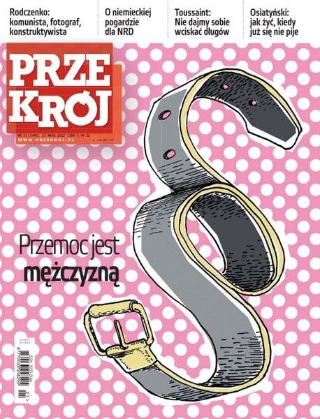 """""""Przekrój"""" nr 212012"""