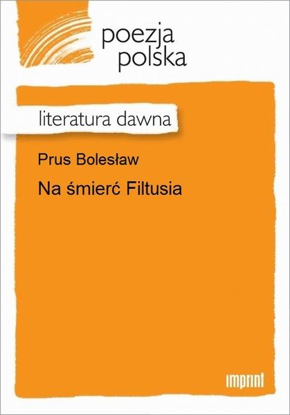 Na śmierć Filtusia