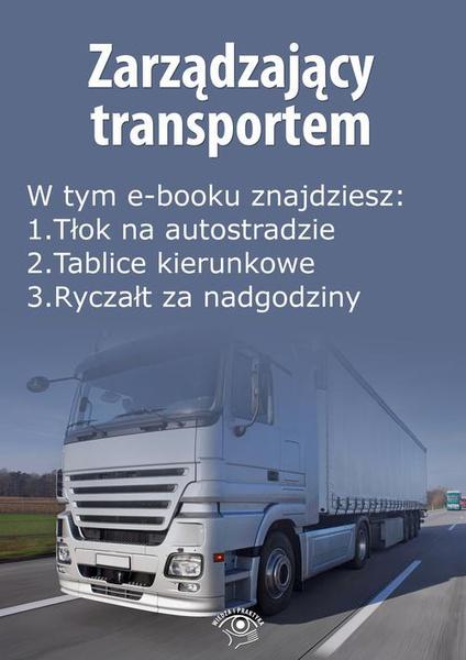 Zarządzający transportem, wydanie wrzesień 2015 r.