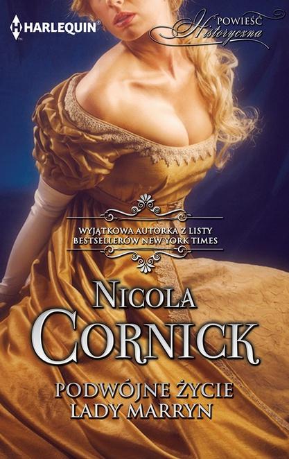 Podwójne życie lady Marryn - Nicola Cornick
