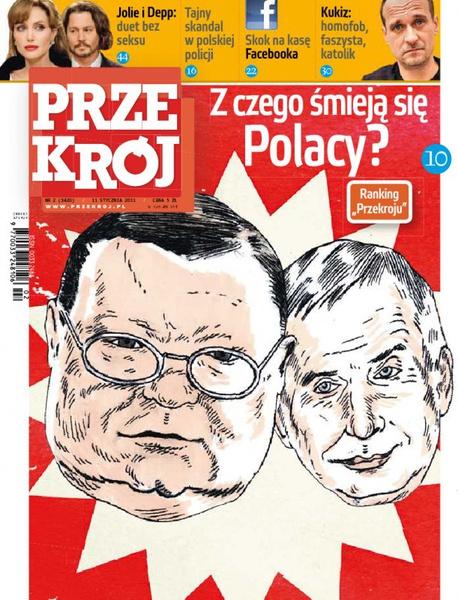 """""""Przekrój"""" nr 22011"""