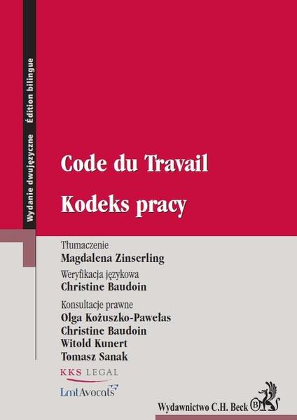 Kodeks pracy. Code du Travail
