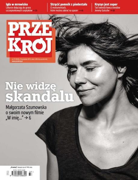 """""""Przekrój"""" nr 37/2013"""