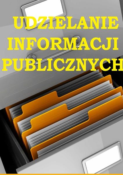 Udzielanie informacji publicznych