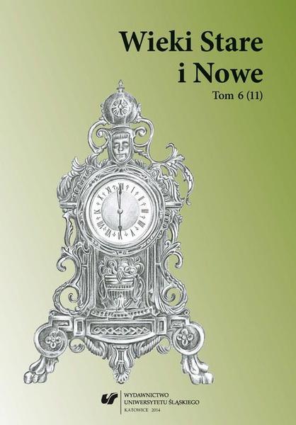 Wieki Stare i Nowe. T. 6 (11)