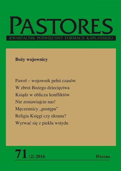 Pastores 71 (2) 2016
