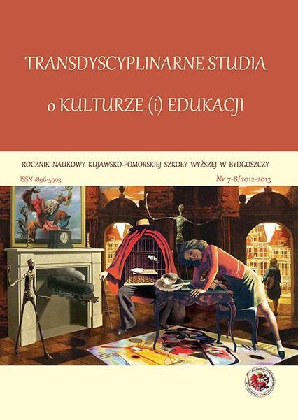 Rocznik Naukowy KPSW w Bydgoszczy. Transdyscyplinarne studia o kulturze(i) edukacji