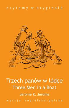 ebook Three Men in a Boat / Trzech panów w łódce