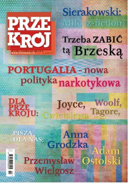 """""""Przekrój"""" nr 22012"""
