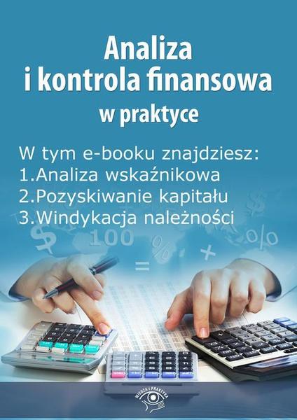 Analiza i kontrola finansowa w praktyce, wydanie październik-listopad 2014 r.