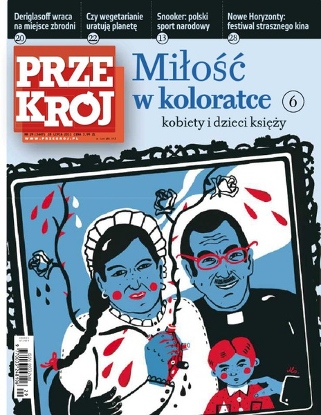 """""""Przekrój"""" nr 292011"""