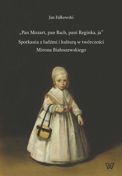 Pan Mozart pan Bach pani Reginka ja