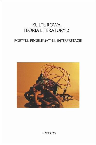 Kulturowa teoria literatury 2