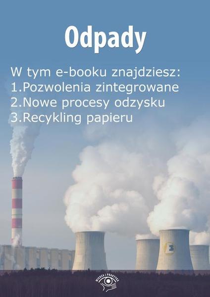 Odpady, wydanie czerwiec 2014 r.