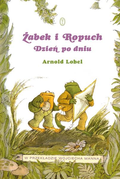 Żabek i Ropuch. Dzień po dniu