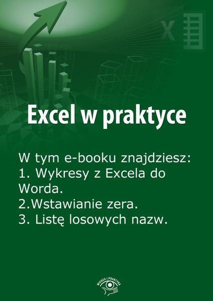 Excel w praktyce, wydanie lipiec 2014 r.