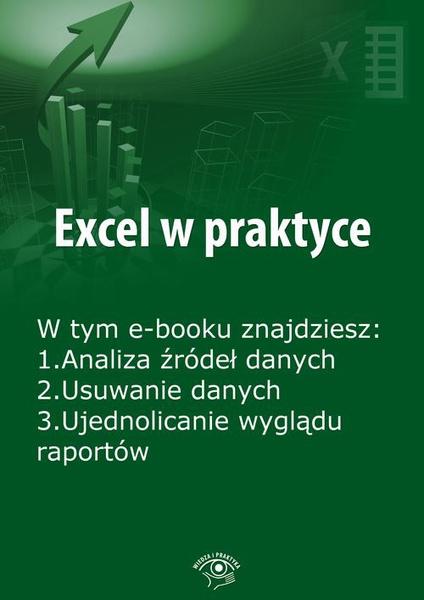 Excel w praktyce, wydanie sierpień 2014 r.