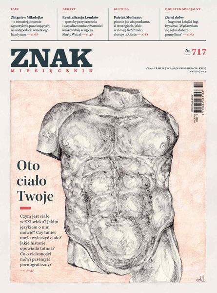 Miesięcznik Znak. Luty 2015